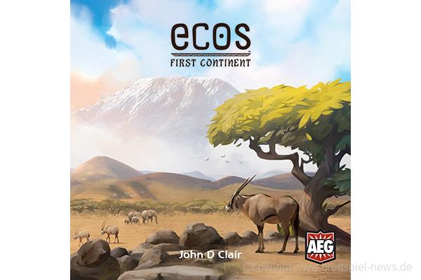 Eingetroffen: Ecos