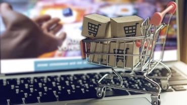 Online Einkauf
